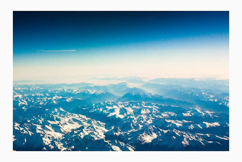 Alpes No.1998 Foto © Vitoscha Königs